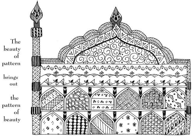 islamic art coloring pages coloring page islamic coloring home coloring art pages islamic