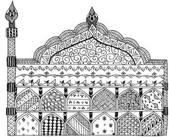 islamic art coloring pages simple geometric patterns art 13 islamic geometric coloring pages art islamic