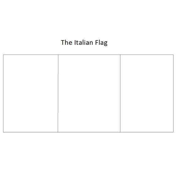 italian flag template columbus day crafts for toddlers template italian flag