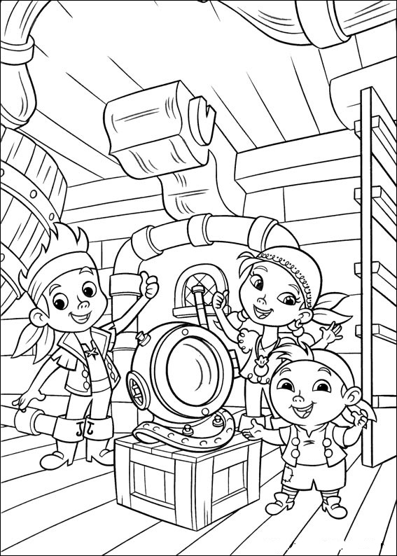 jake neverland pirates coloring pages jake and the never land pirates coloring pages free neverland jake pirates coloring pages
