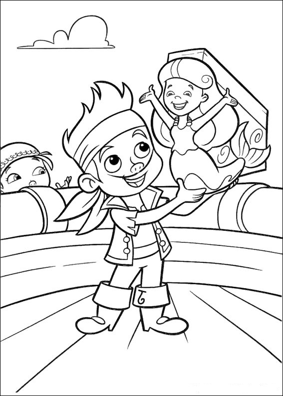 jake neverland pirates coloring pages jake and the never land pirates coloring pages free pirates neverland pages jake coloring