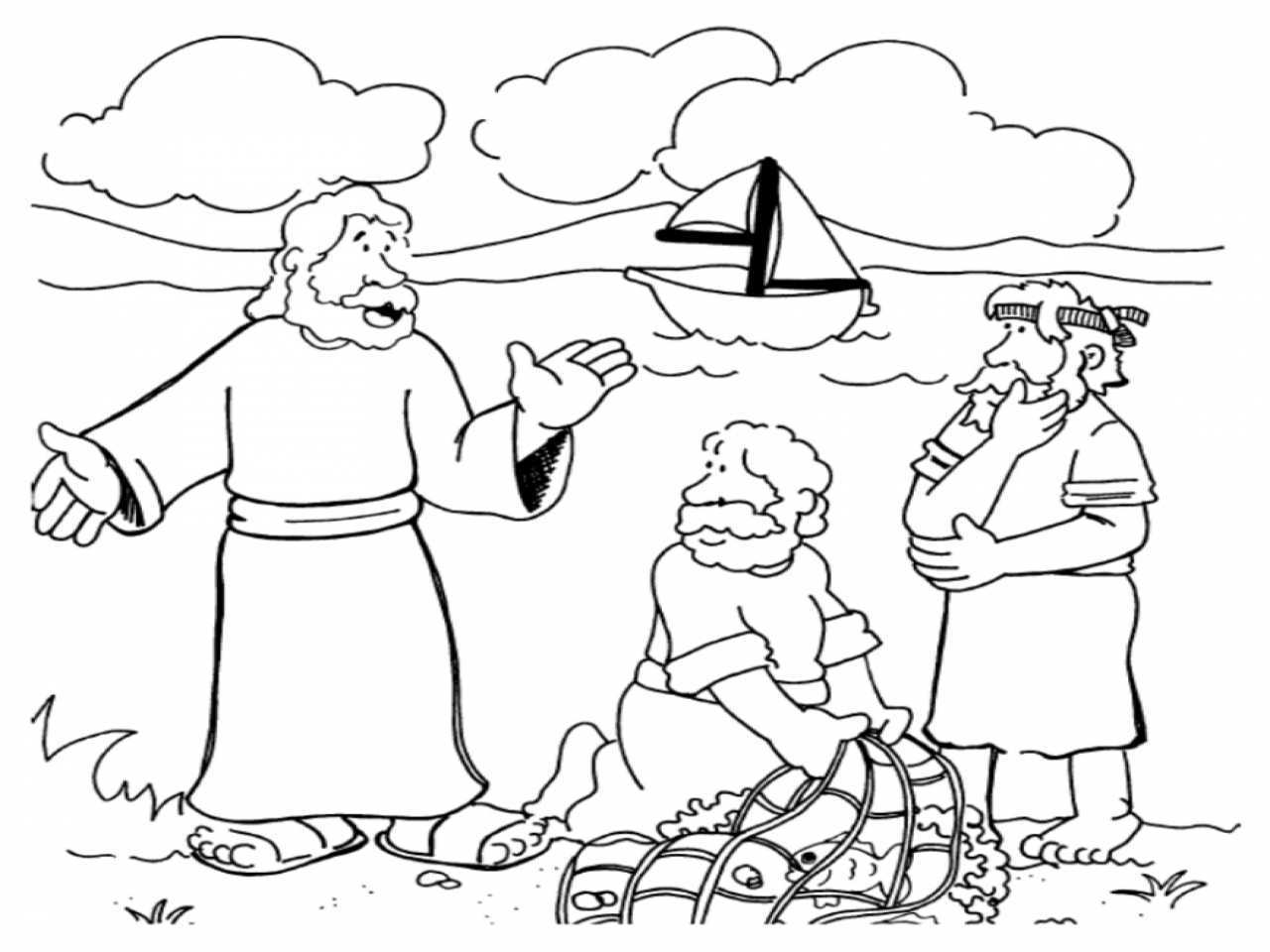 jesus and disciples coloring page jesus 12 disciples coloring page sunday school coloring jesus coloring and page disciples