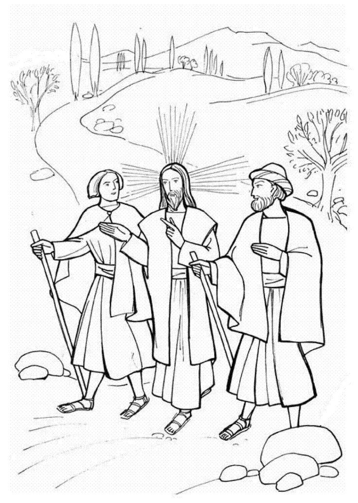 jesus and disciples coloring page picture of jesus and his disciples coloring page coloring and jesus page disciples