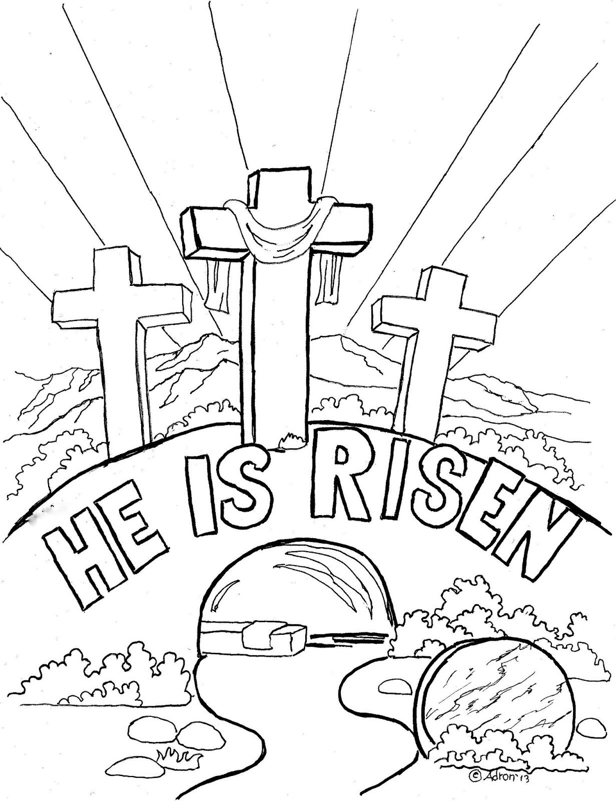 jesus crucifixion coloring pages crucifixion coloring page crucifixion jesus coloring pages