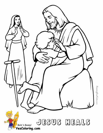 jesus for coloring free pictures of jesus walking on water printable coloring for jesus