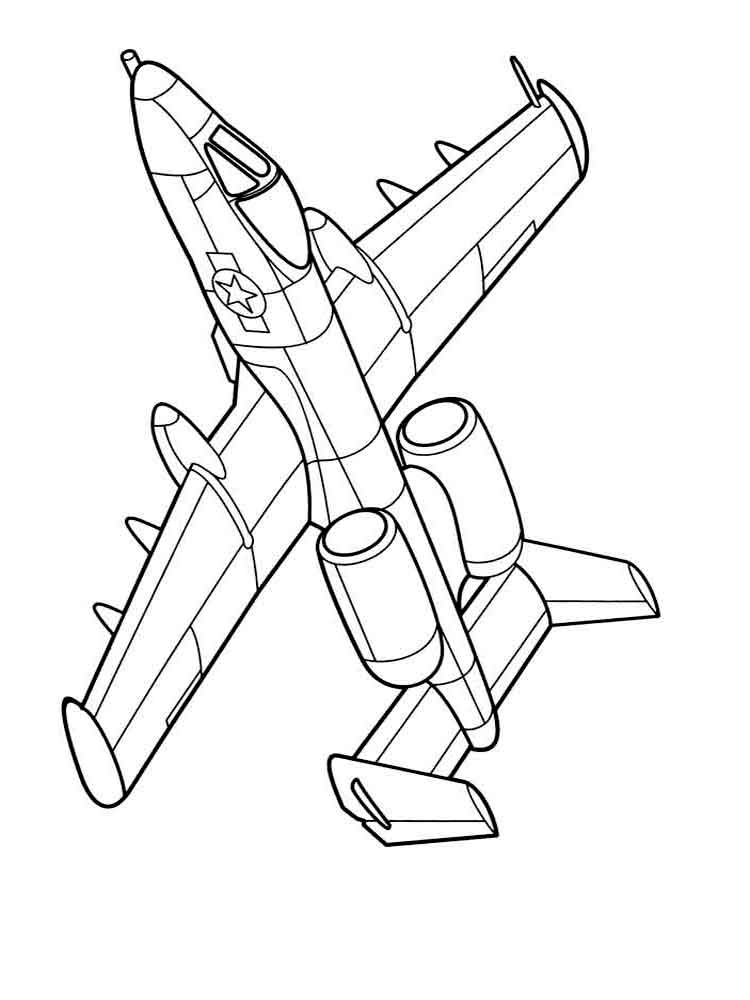 jet coloring images 10 free airplane coloring pages for kids images coloring jet