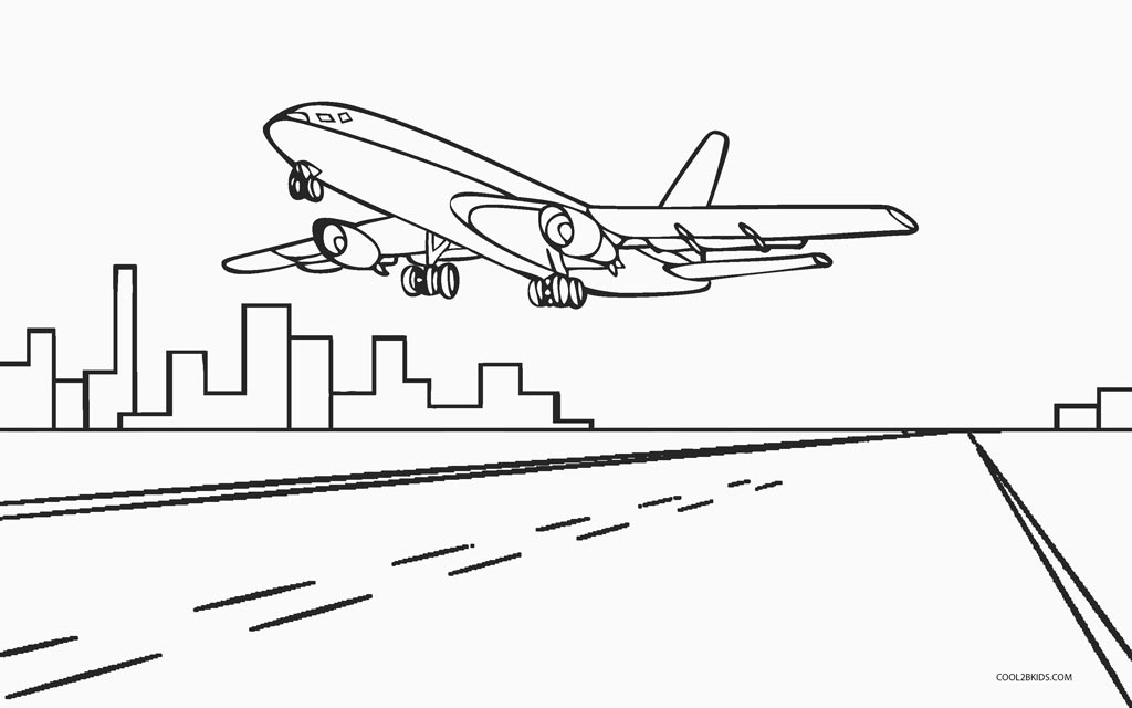 jet coloring images airplane drawing for kids coloring jet images