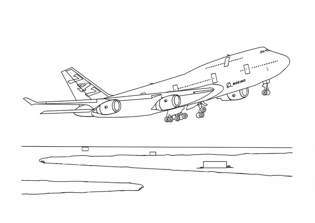 jet coloring images free printable airplane coloring pages for kids cool2bkids jet coloring images