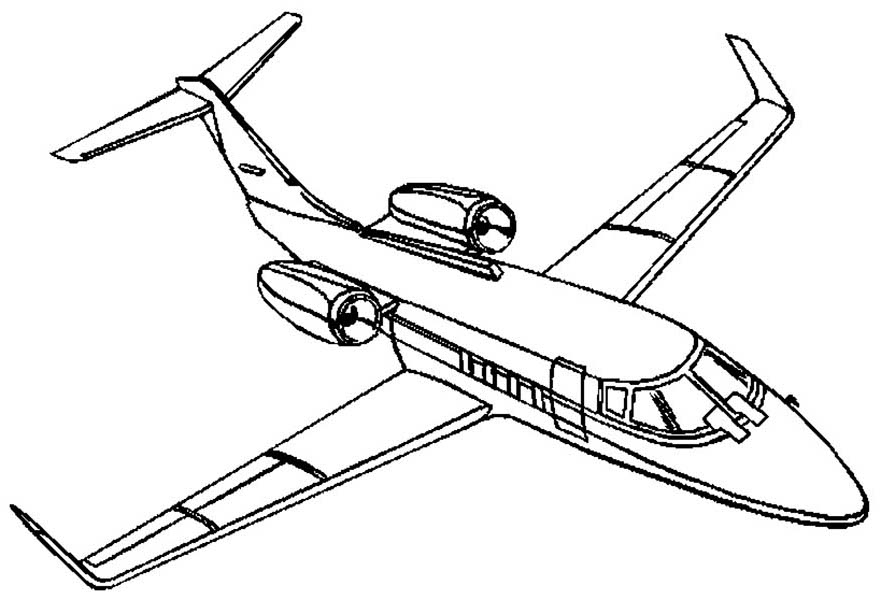 jet coloring images print download the sophisticated transportation of jet images coloring