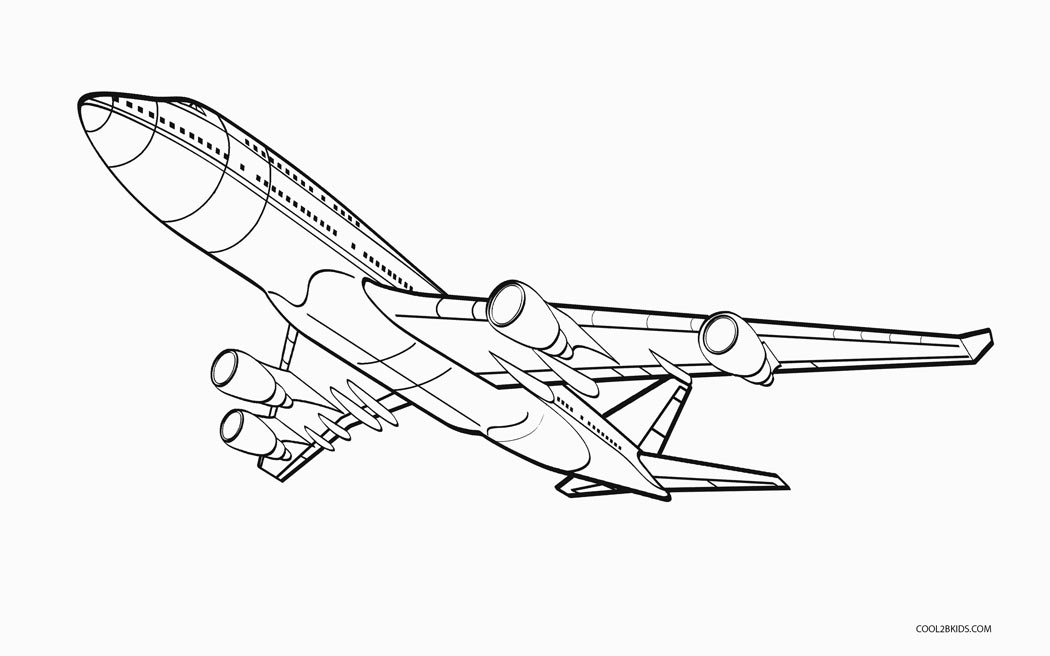 jet coloring images print download the sophisticated transportation of jet images coloring 1 2