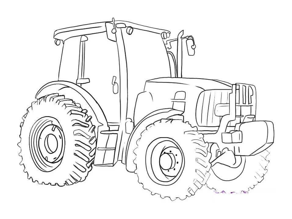 john deere tractors coloring pages 25 best tractor coloring pages to print tractors pages deere john coloring