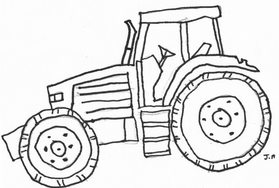 john deere tractors coloring pages easy john deere tractor coloring pages used tractor for tractors coloring john pages deere