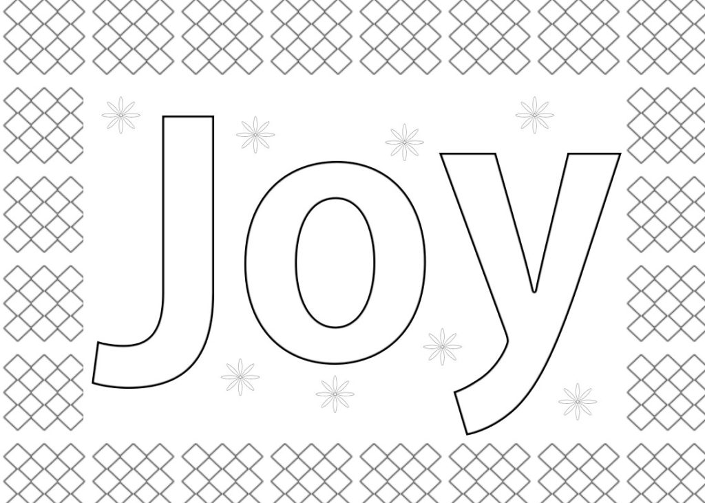 joy coloring pages joy coloring page at getdrawings free download pages joy coloring