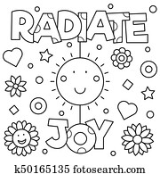 joy coloring pages pictures of linear accelerator radiation therapy oncology coloring joy pages