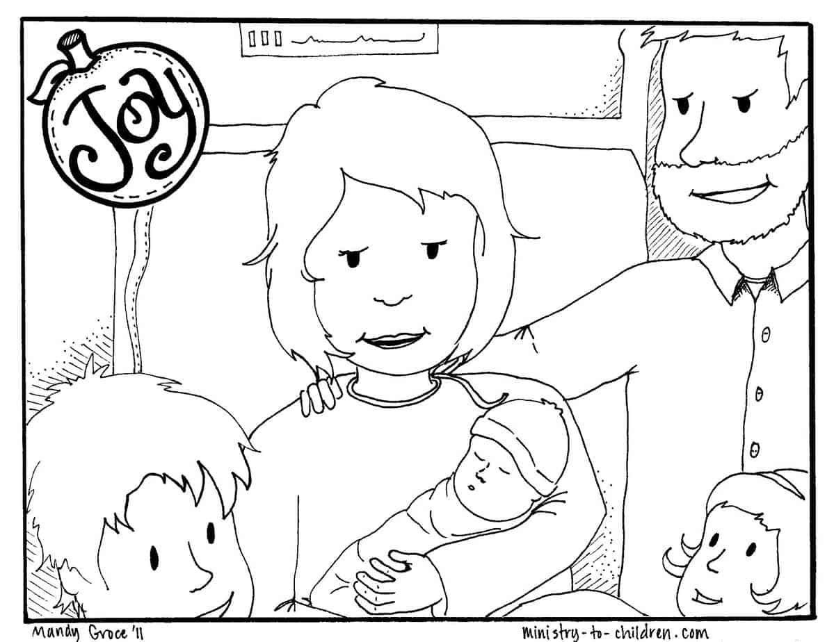 joy coloring pages the gift of joy coloring page twisty noodle joy pages coloring
