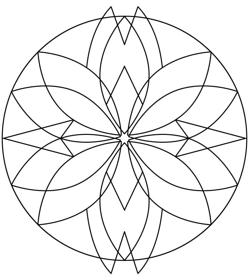 kaleidoscope coloring pages kaleidoscope coloring pages free printable coloring kaleidoscope pages coloring