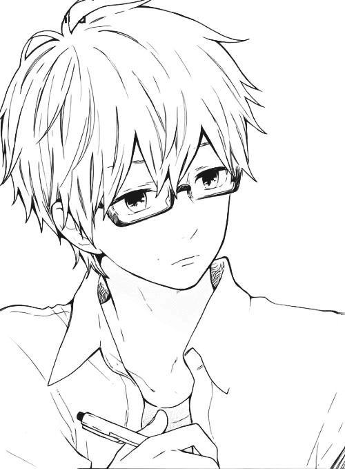 kawaii anime boy coloring pages how to sketch an anime boy step by step anime people kawaii anime boy pages coloring
