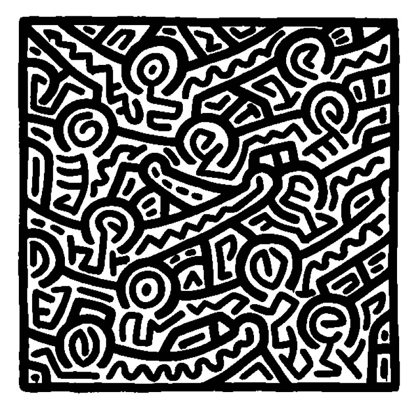 keith haring coloring pages keith haring malvorlagen kinderbilderdownload haring keith coloring pages