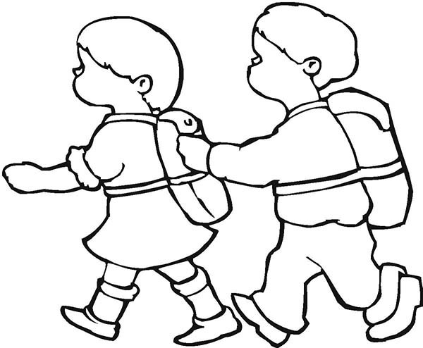 kids coloring together best friends coloring pages best coloring pages for kids kids coloring together