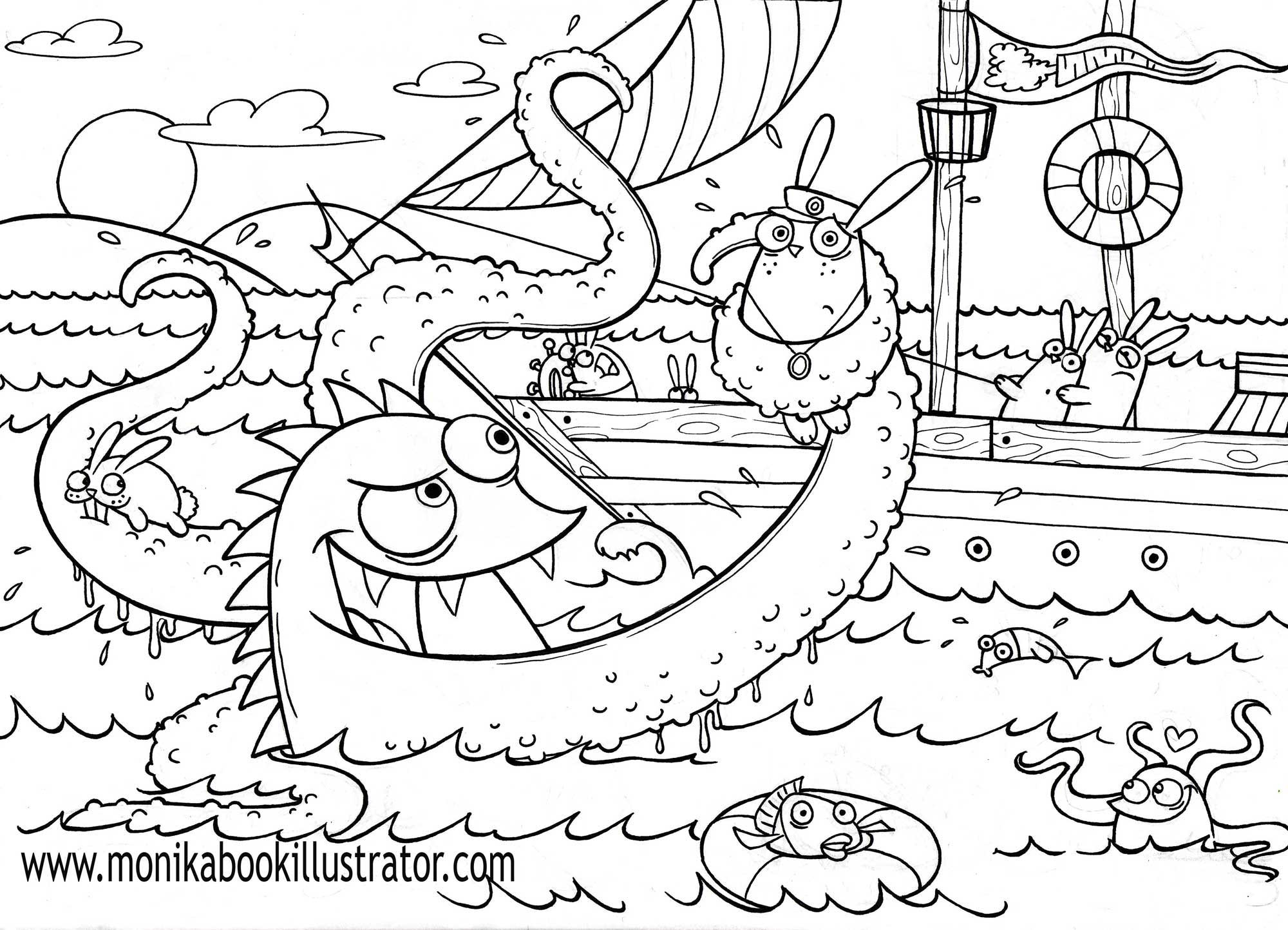 kids monster coloring pages best picture of monster inc coloring pages birijuscom monster kids coloring pages