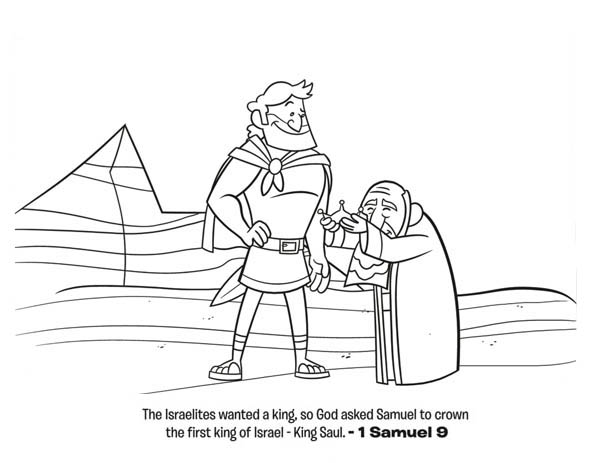king saul coloring page king saul coloring pages saul page coloring king
