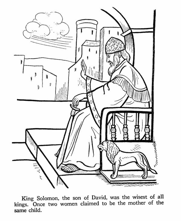king saul coloring page king solomon was the wisest of all king in the story of page saul coloring king