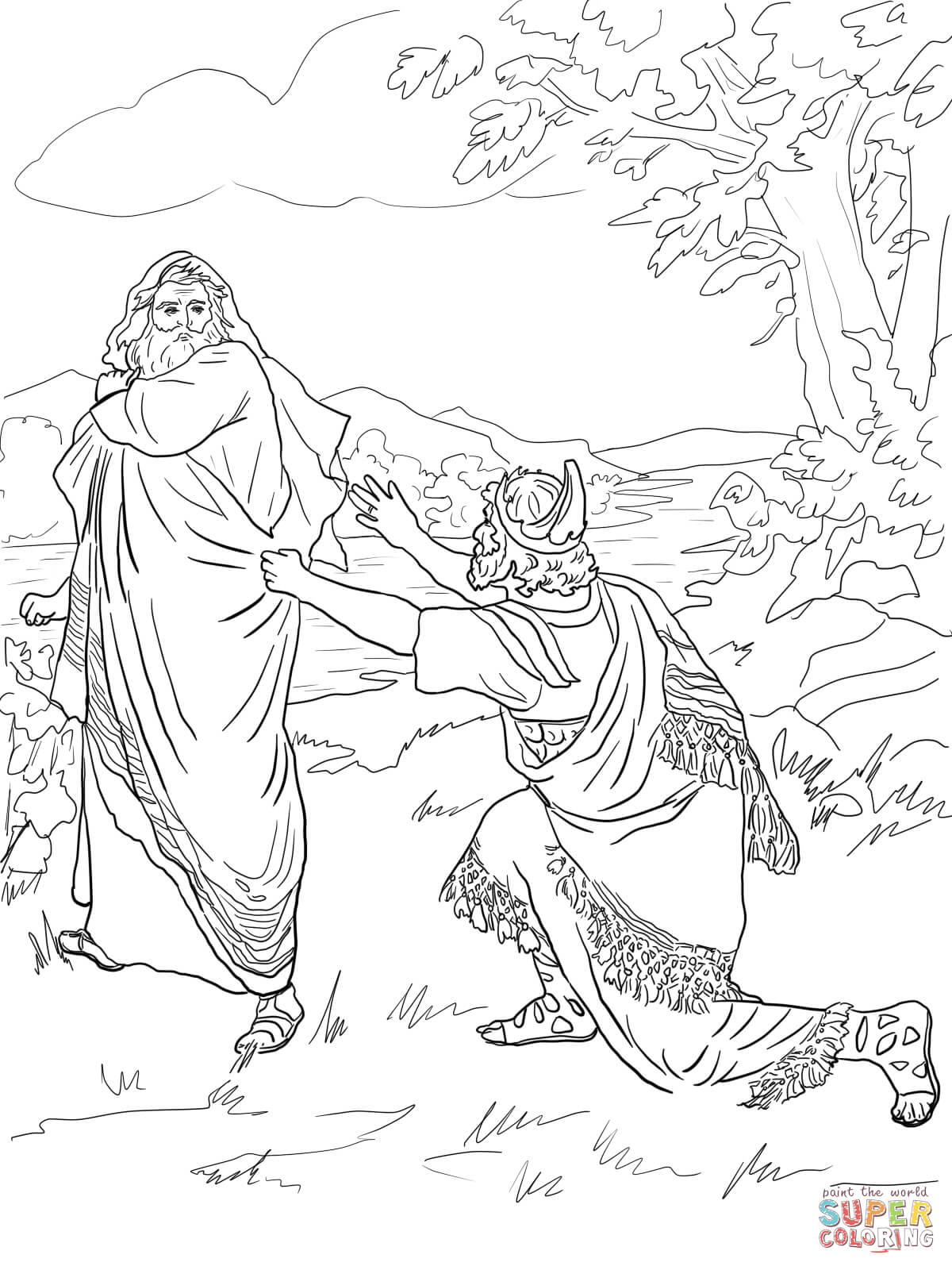 king saul coloring page saul rejected as king coloring page free printable coloring page king saul
