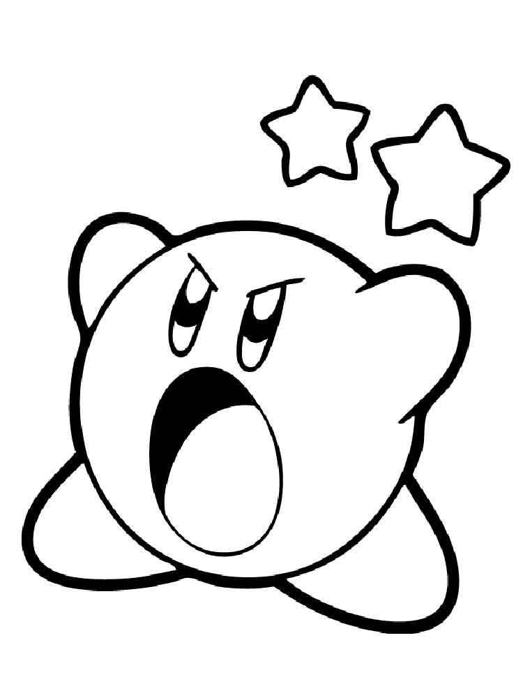 kirby for coloring 13 free printable 14 free printable kirby coloring pages coloring kirby for