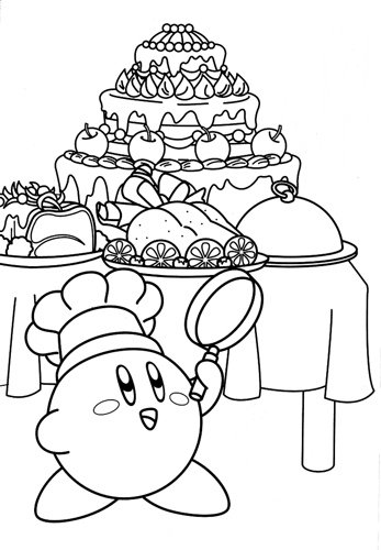 kirby for coloring 25 pretty image of kirby coloring pages albanysinsanitycom for kirby coloring