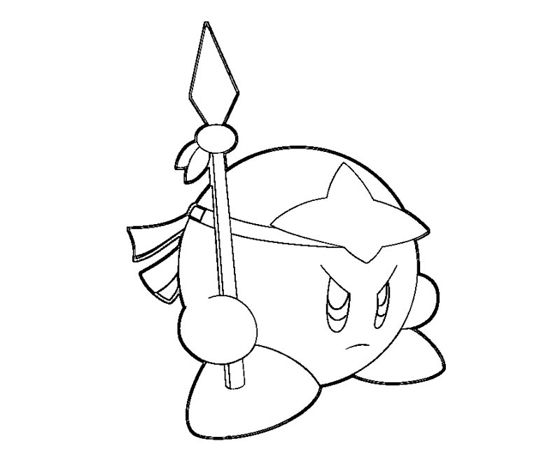 kirby for coloring kirby coloring pages coloring home kirby for coloring 1 1