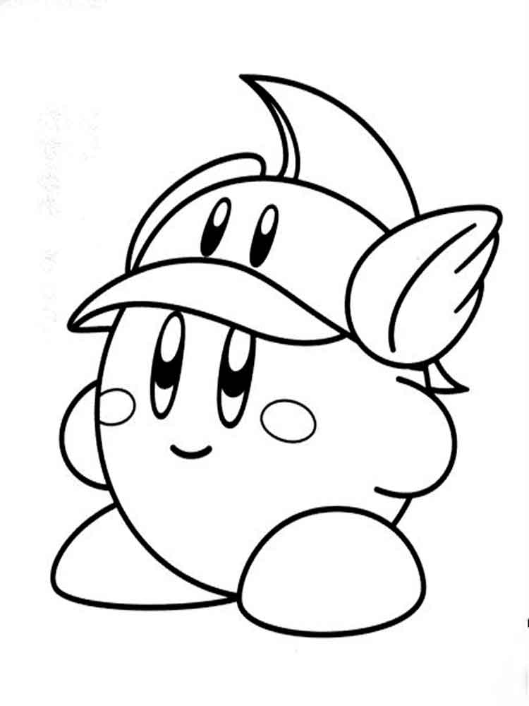 kirby for coloring kirby coloring pages free printable kirby coloring pages coloring for kirby
