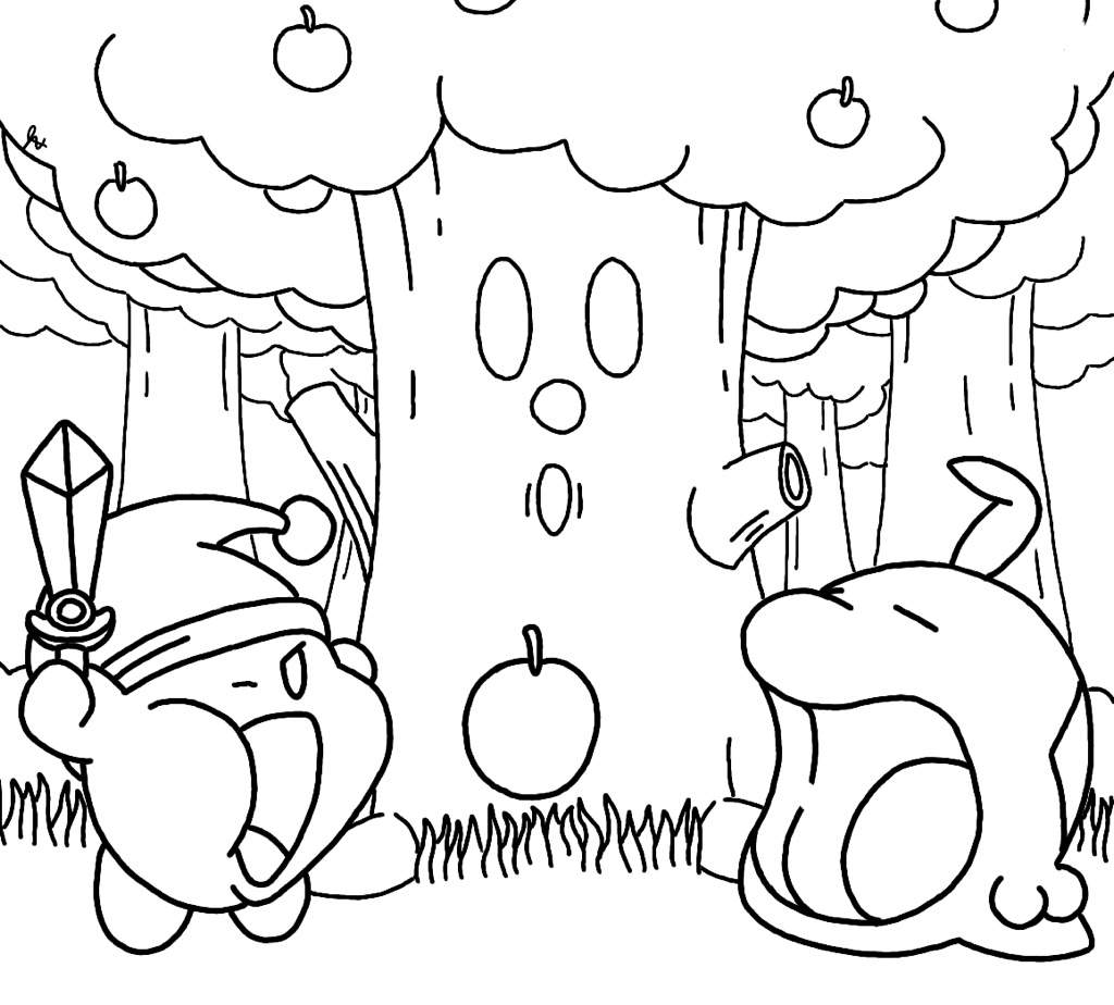 kirby star allies coloring pages pokemon x kirby pokémon amino star kirby allies pages coloring