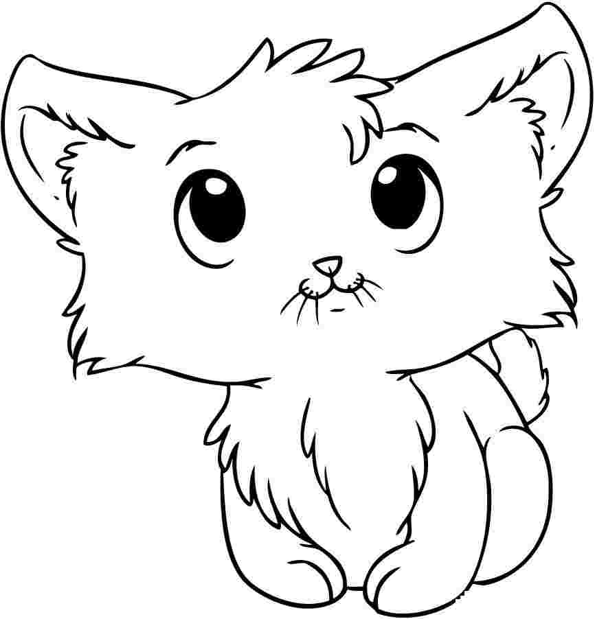 kitty cat printable coloring pages cute kitten coloring pages coloring pages to download cat coloring pages kitty printable