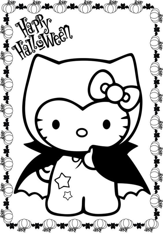 kitty pictures to color free printable hello kitty coloring pages for pages pictures to kitty color