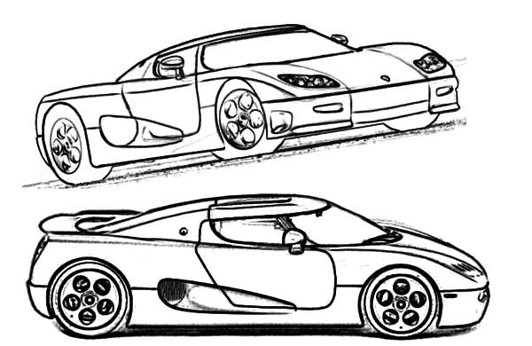 koenigsegg coloring pages free online coloring pages thecolor coloring koenigsegg pages