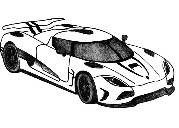 koenigsegg coloring pages koenigsegg 2006 coloring page coloring pages koenigsegg coloring koenigsegg pages