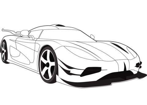 koenigsegg coloring pages koenigsegg coloring pages at getdrawings free download pages coloring koenigsegg