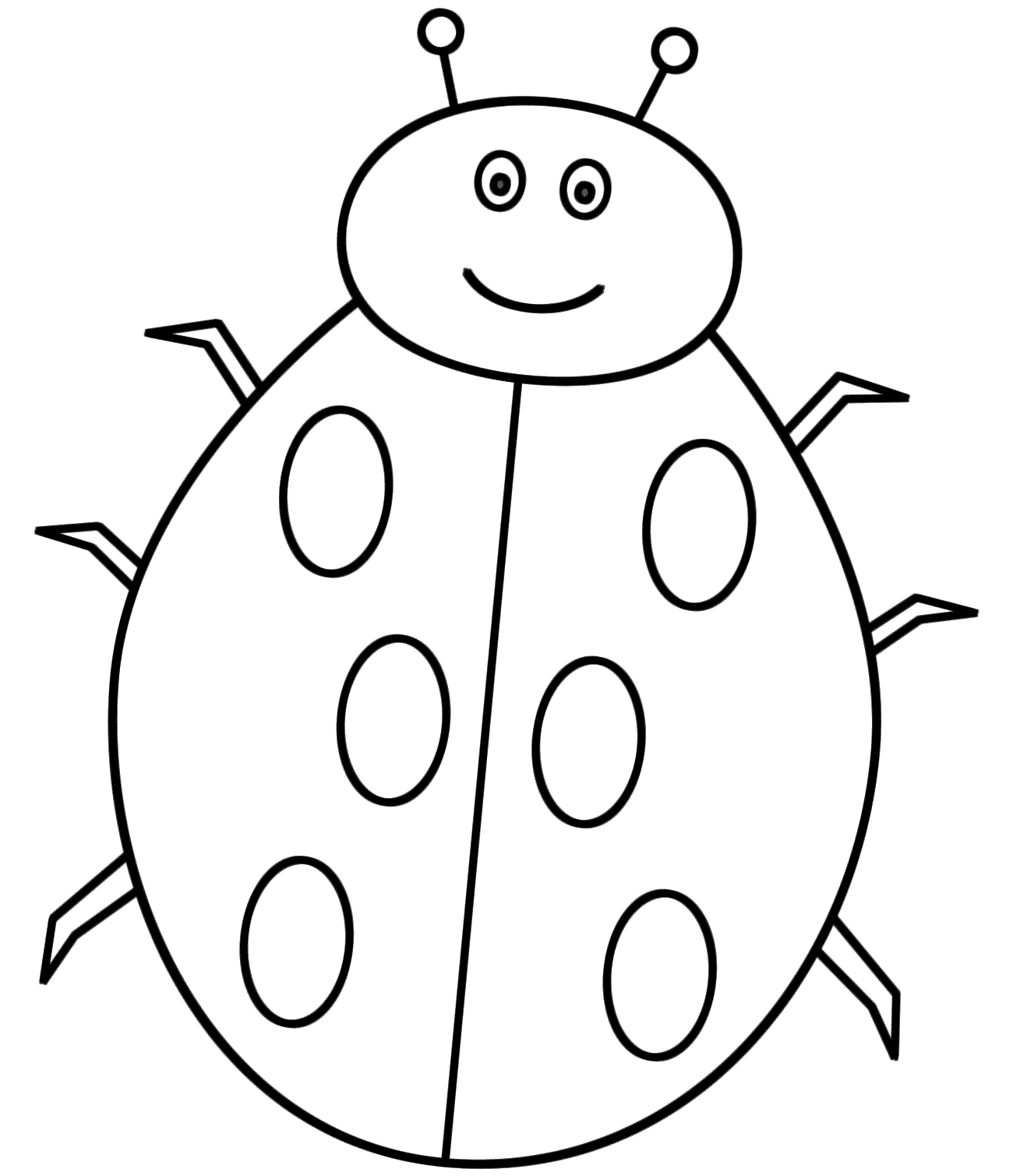 lady bug coloring pages ladybug coloring pages to download and print for free coloring bug pages lady