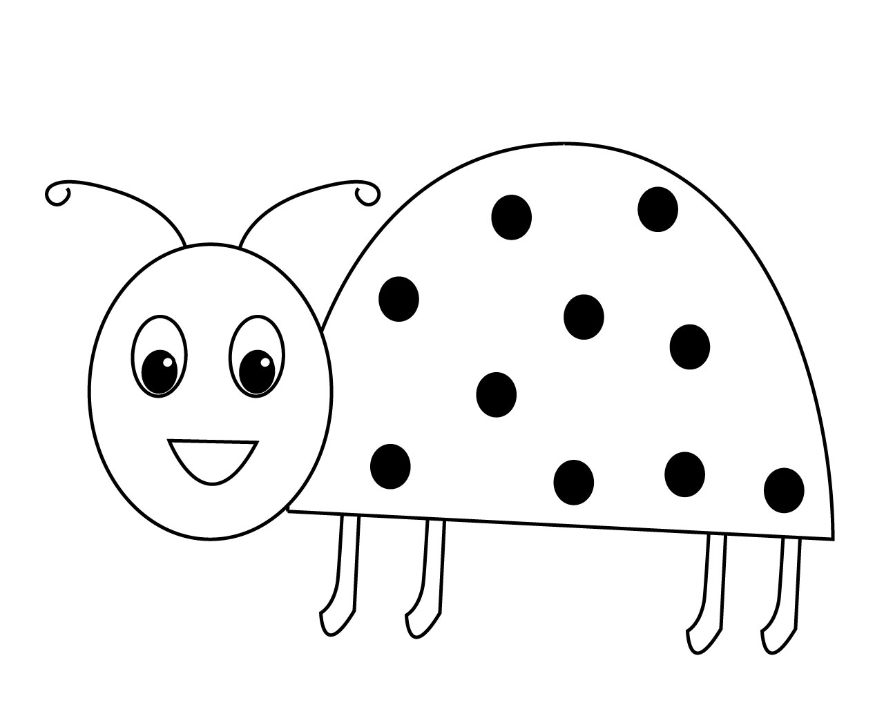 lady bug coloring pages printable ladybug that are magic mitchell blog lady coloring pages bug