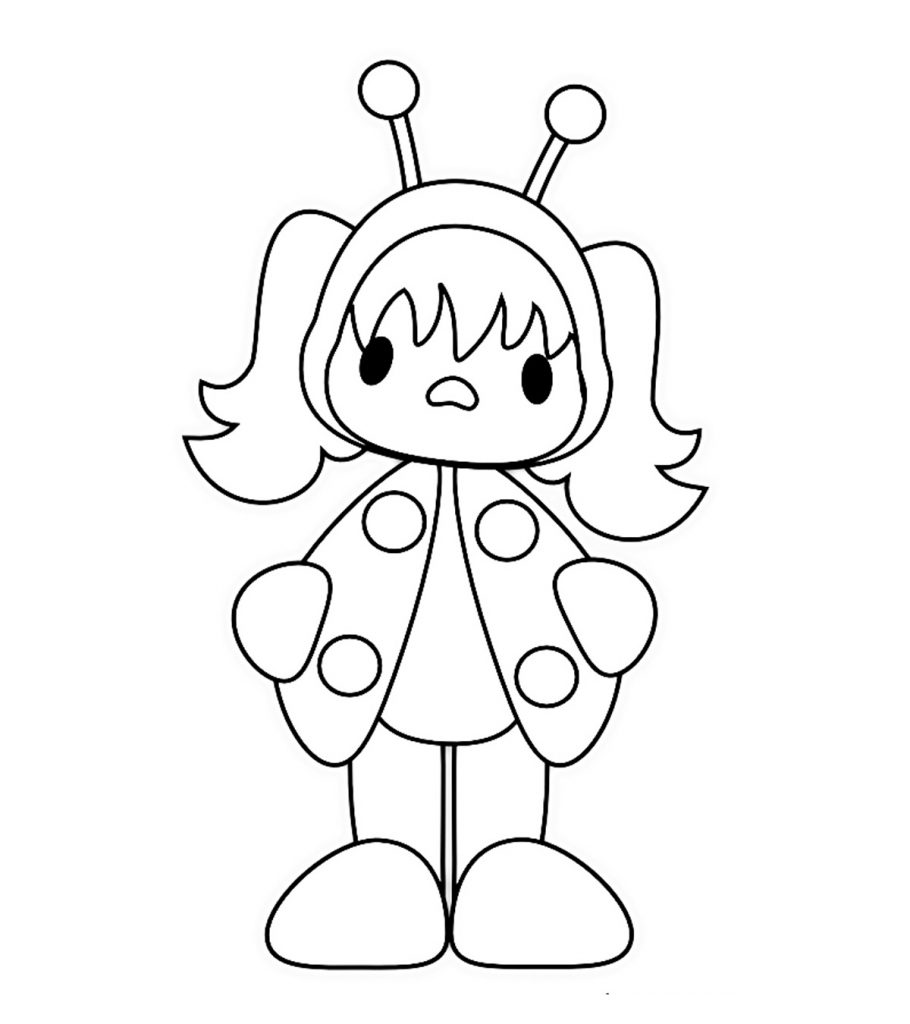 ladybug coloring book lady bird coloring pages free free ladybug coloring coloring ladybug book