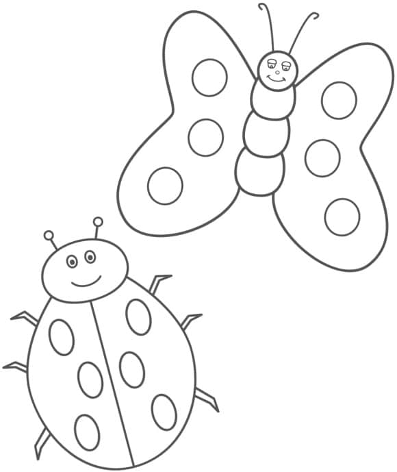 ladybug coloring book ladybug printable coloring pages at getdrawings free coloring book ladybug