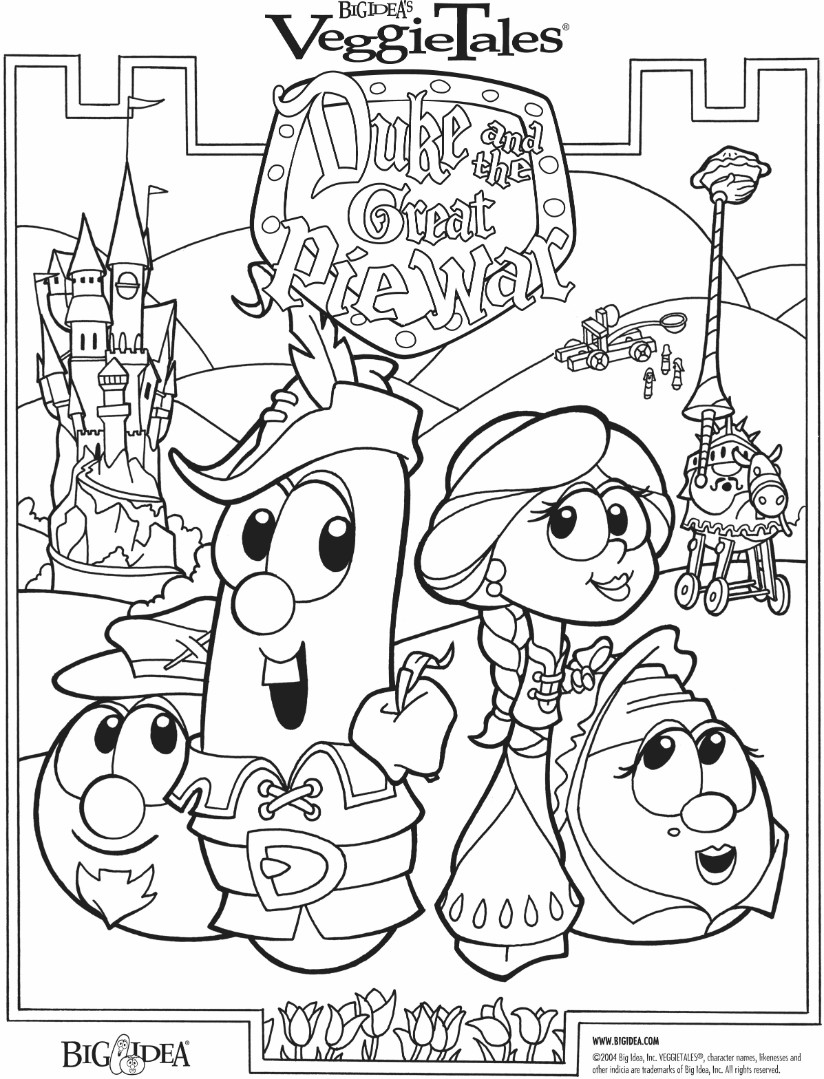 larry boy coloring pages larry boy and friends going back to school coloring pages boy pages coloring larry