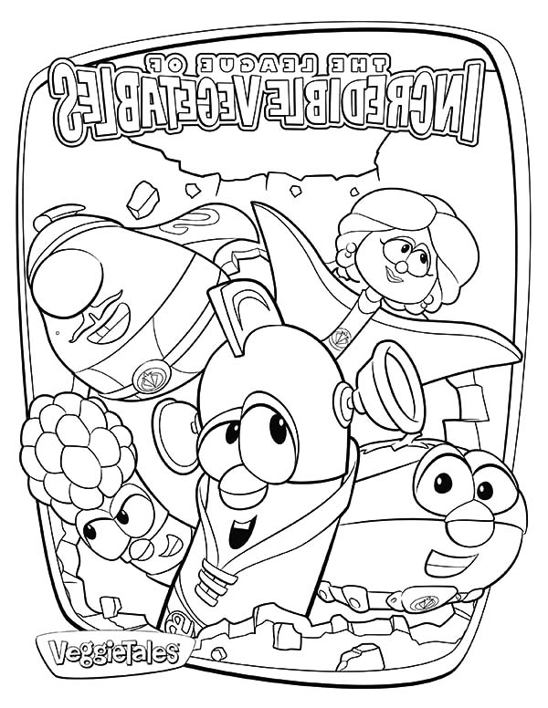 larry boy coloring pages larry boy the league of incredible vegetables coloring boy pages coloring larry