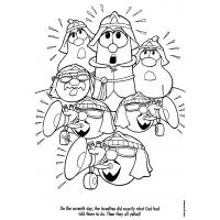 larry boy coloring pages printable coloring page larryboy fan art 2906512 fanpop coloring pages larry boy
