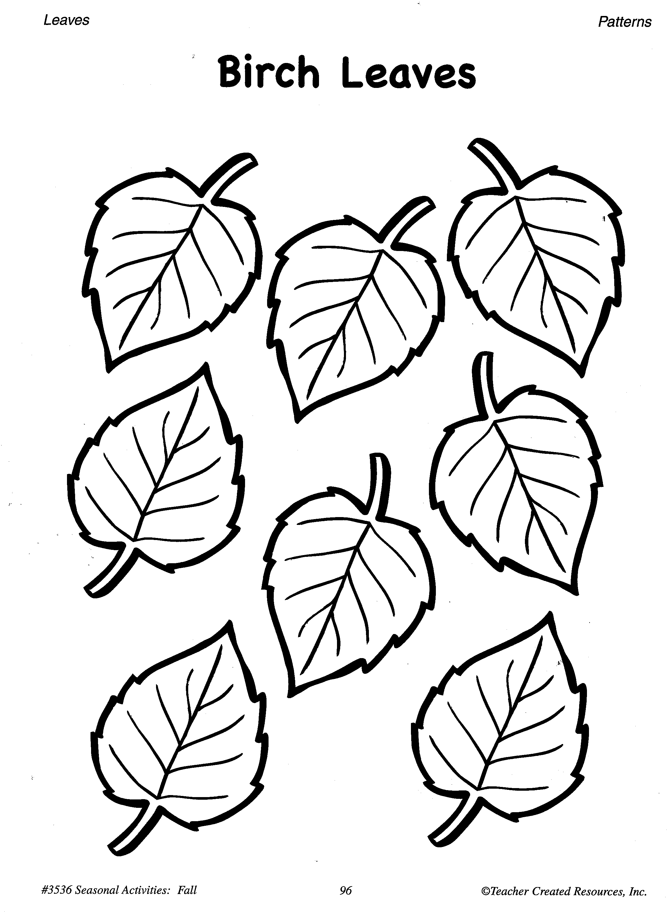 leaf coloring pages printable fall leaves patterns and learning activities o pages leaf coloring