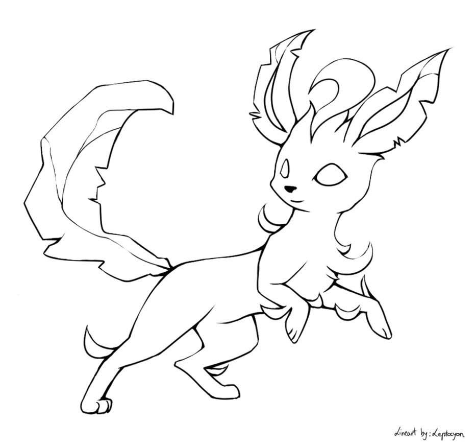 leafeon coloring pages pokemon leafeon coloring pages pokemon coloring pages coloring pages leafeon