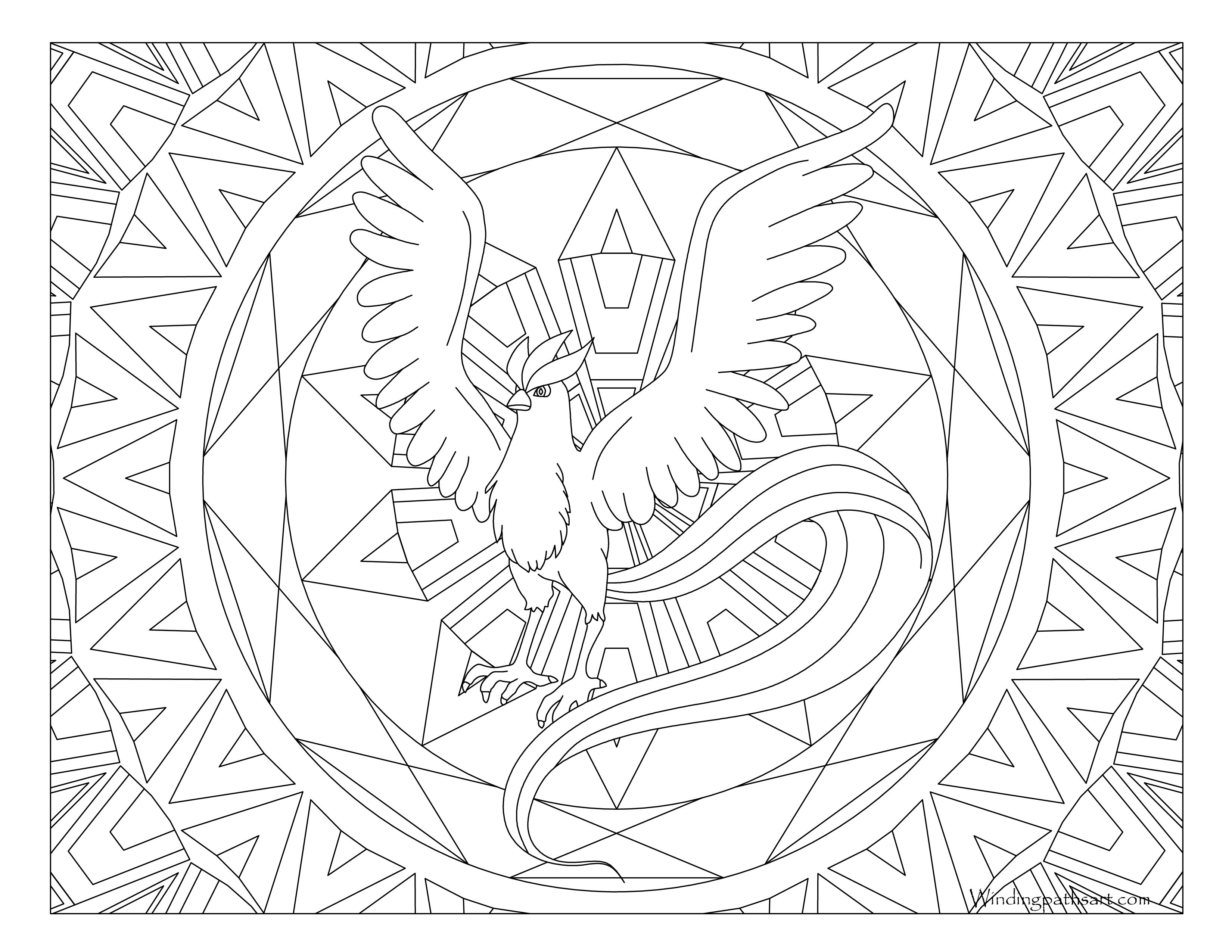 legendary zapdos pokemon coloring pages zapdos pokemon coloring pages printable free pokemon zapdos legendary coloring pages pokemon