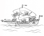 lego boat coloring page lego pirates coloring pages color online free printable coloring lego page boat