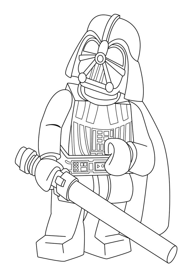 lego darth vader coloring pages lego star wars coloring pages darth vader part 3 vader darth pages lego coloring