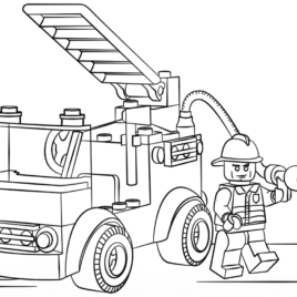 lego fire truck coloring free printable fire truck coloring pages for kids truck coloring lego fire